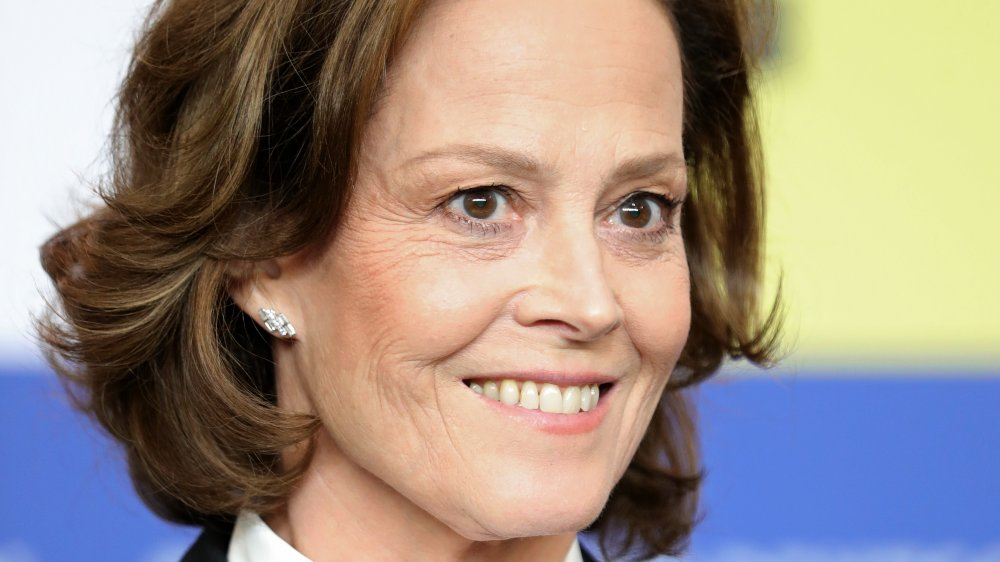 Sigourney Weaver during the 70th Berlinale International Film Festival Berlin