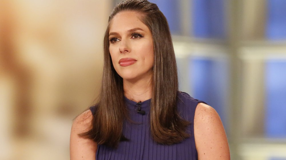 Abby Huntsman >> The Real Reason Why Abby Huntsman Is Leaving The View