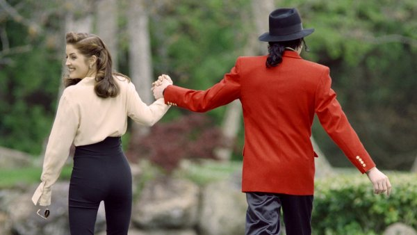 The reason Michael Jackson & Lisa Marie Presley split