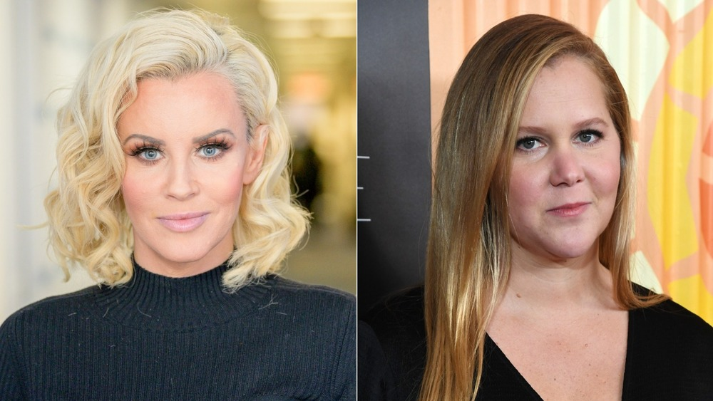 The reason why Amy Schumer can't stand Jenny McCarthy