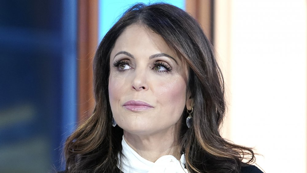 Bethenny Frankel on Mornings with Maria in 2020