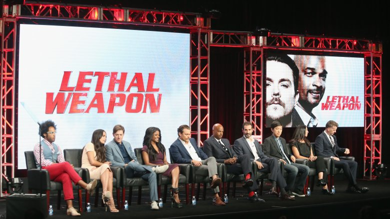 Lethal Weapon cast