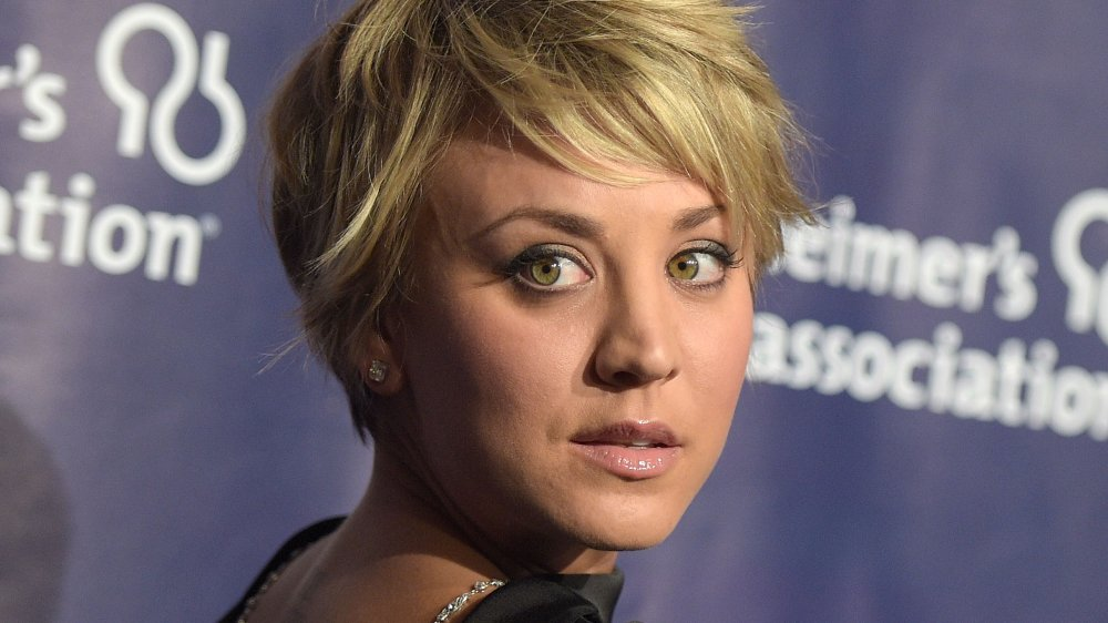 The Shady Side Of Kaley Cuoco