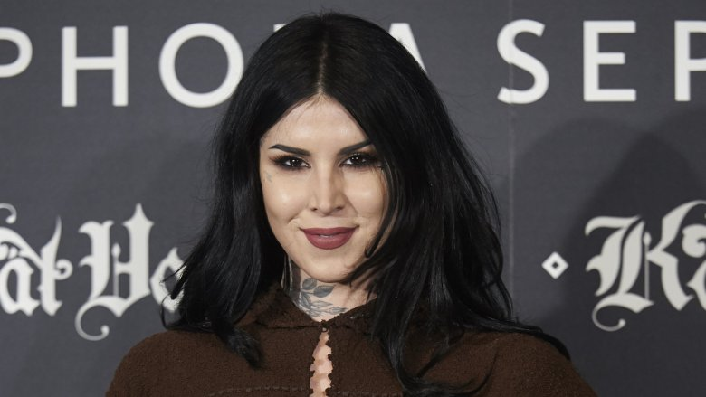 The shady side of Kat Von D