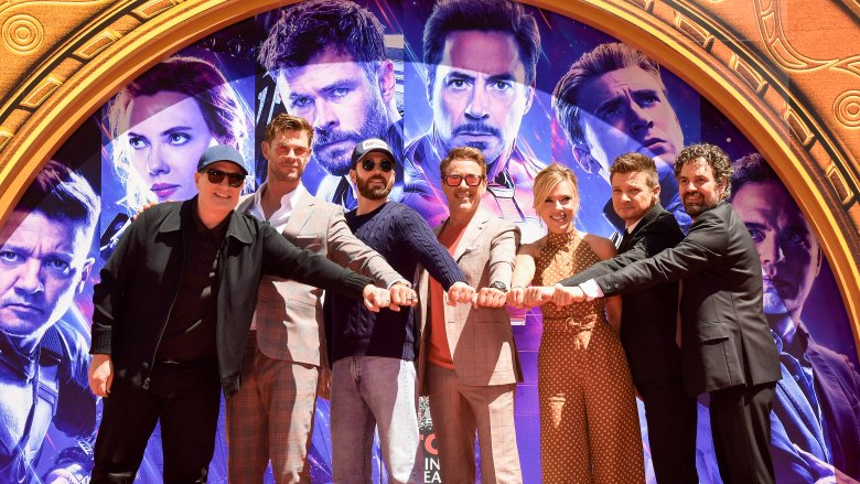 The shady side of the Avengers: Endgame cast