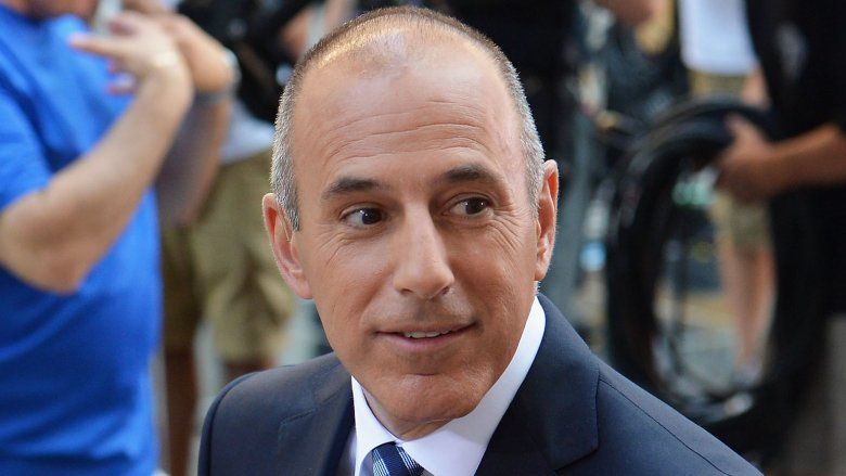 The Shocking Truth Behind Matt Lauer's Firing