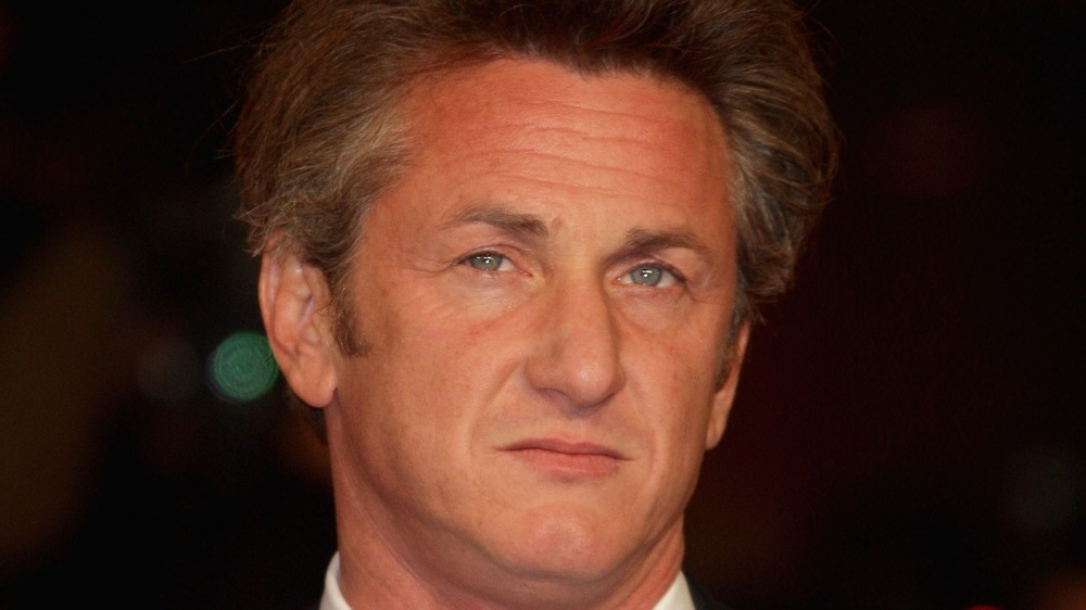 Sean Penn movie premiere