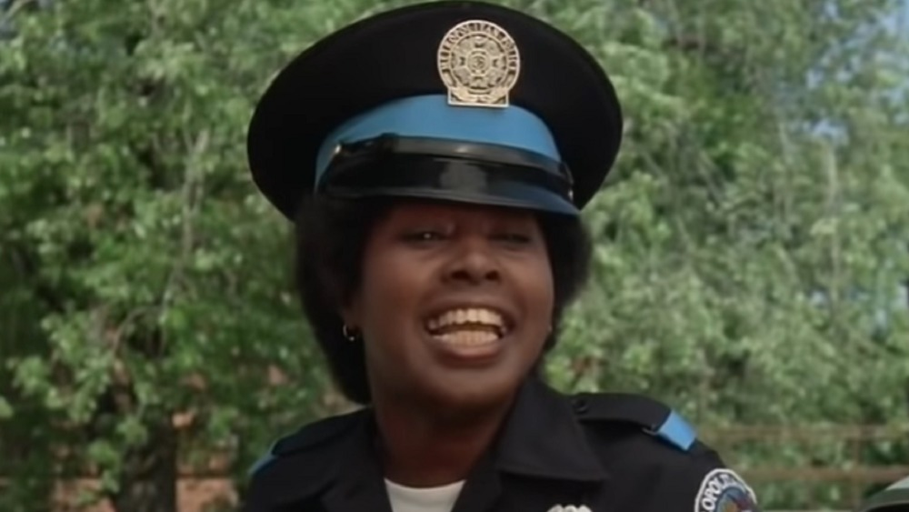 Marion Ramsey in Police Academy