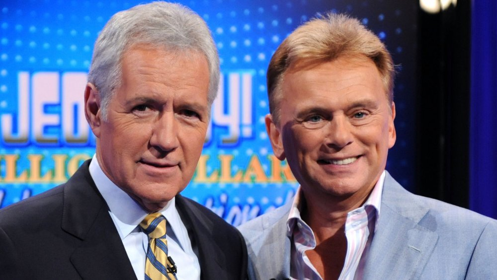 The truth about Alex Trebek and Pat Sajak's relationship
