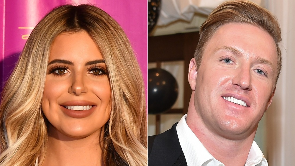 Brielle Biermann and Kroy Biermann