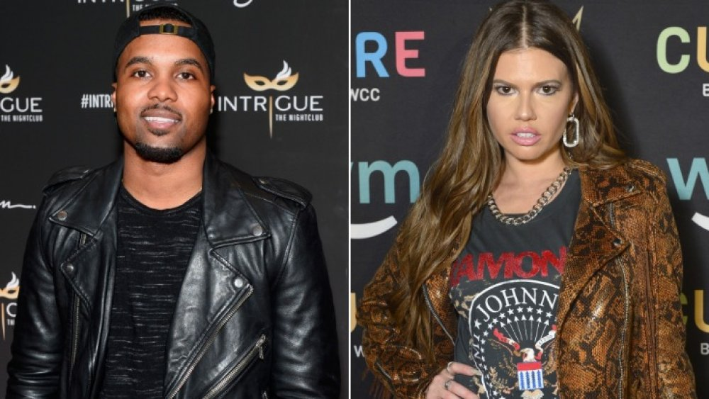 Steelo Brim and Chanel West Coast