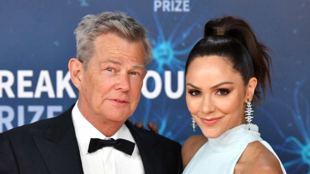 The Truth About David Foster S Wife Katharine Mcphee