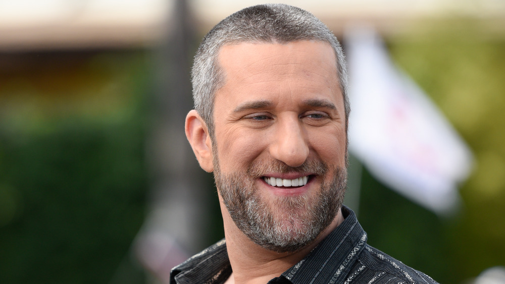 Dustin Diamond Smiling