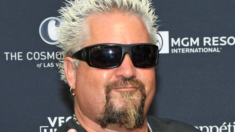 Guy Fieri, red carpet
