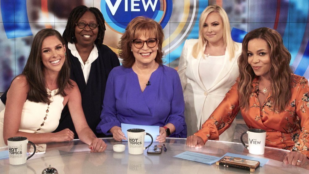 The truth about Joy Behar and Meghan McCain's relationship