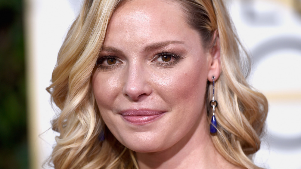 The Truth About Katherine Heigl's Battle With Anxiety