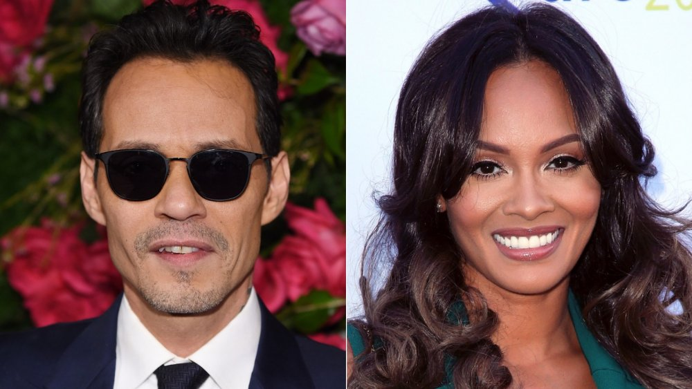 Marc Anthony, Evelyn Lozada