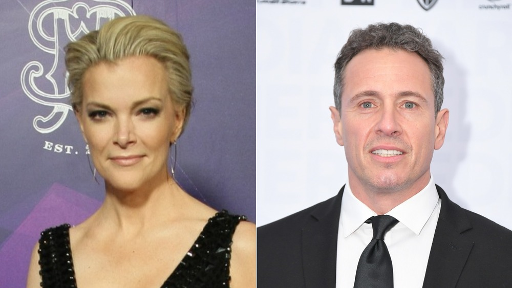 Megyn Kelly and Chris Cuomo