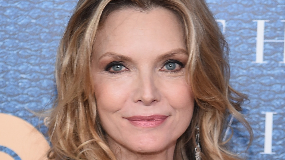 Michelle Pfeiffer at an event
