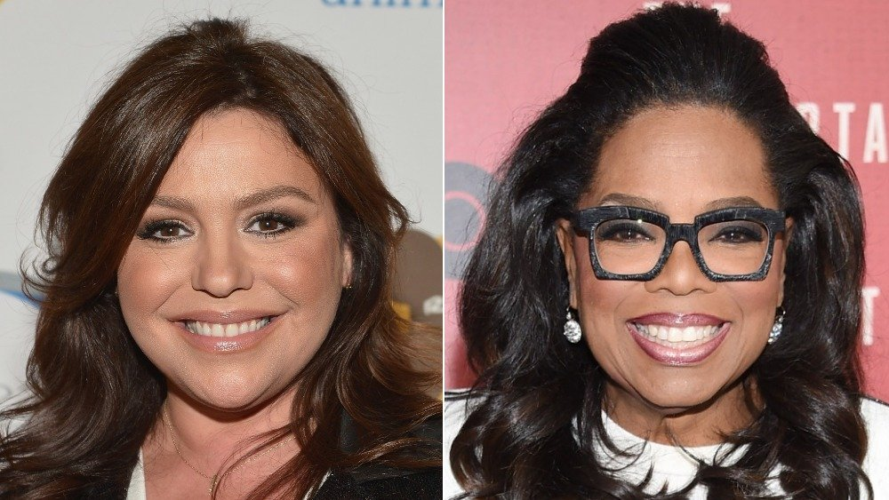 The Truth About Rachael Ray And Oprah's Relationship
