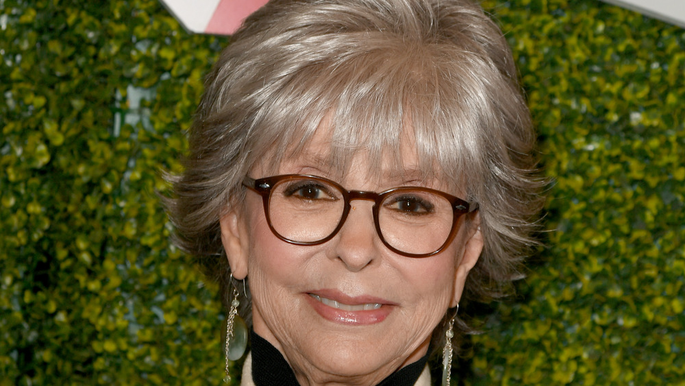 Rita Moreno, red carpet