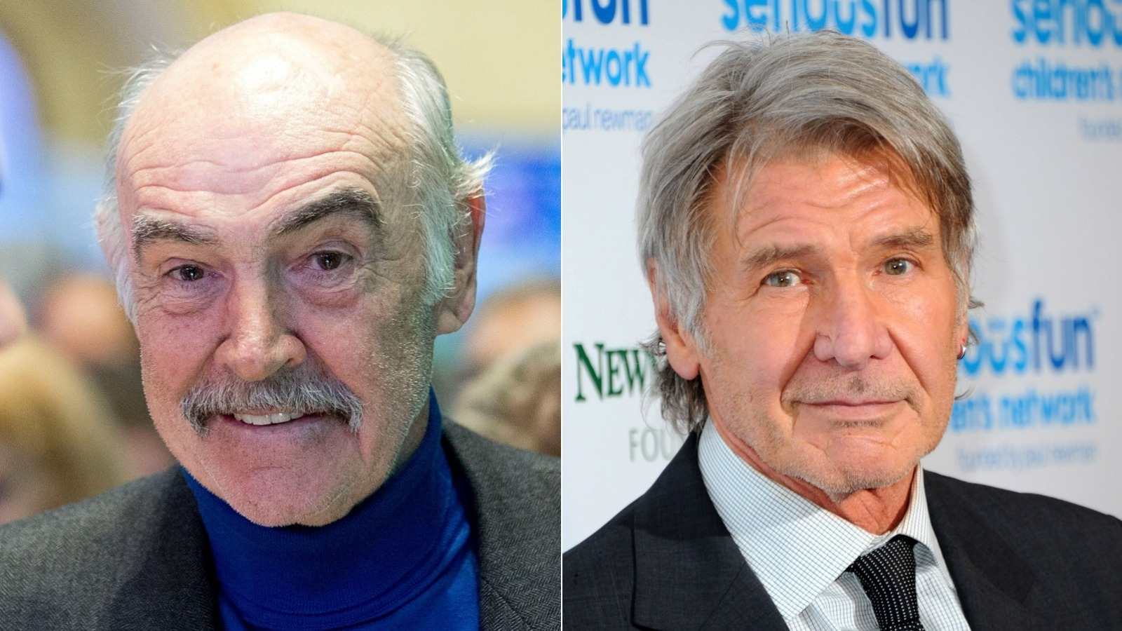 The Truth About Sean Connery And Harrison Ford S Relationship