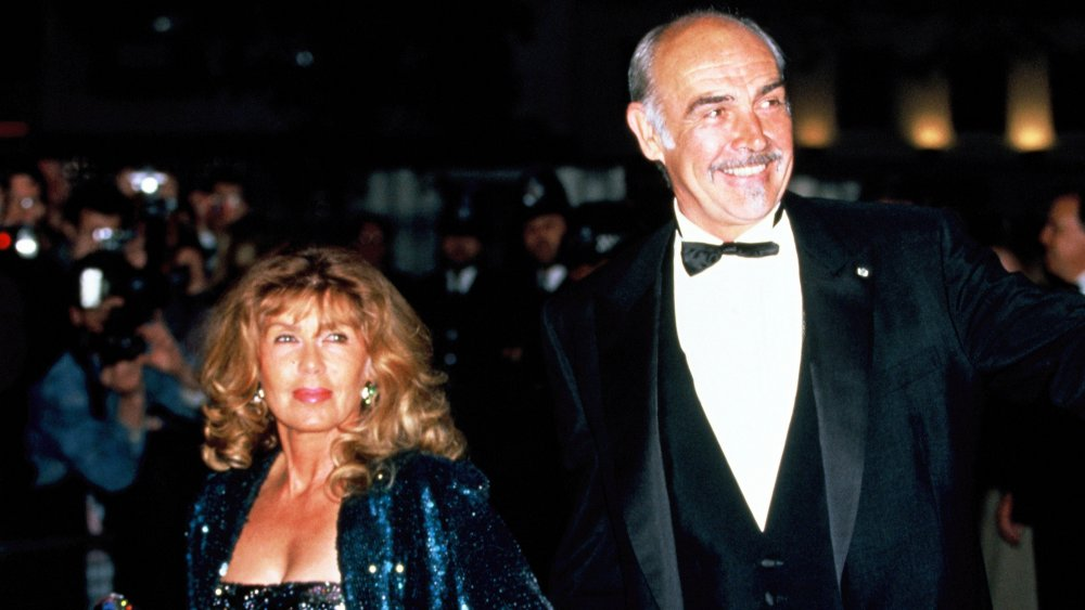 'A gorgeous, model of a man – I was there as he slipped away without a fuss': Sean Connery's widow Micheline shares the final moments of the life of the Bond star whose wit and charm defined an era as he dies aged 90