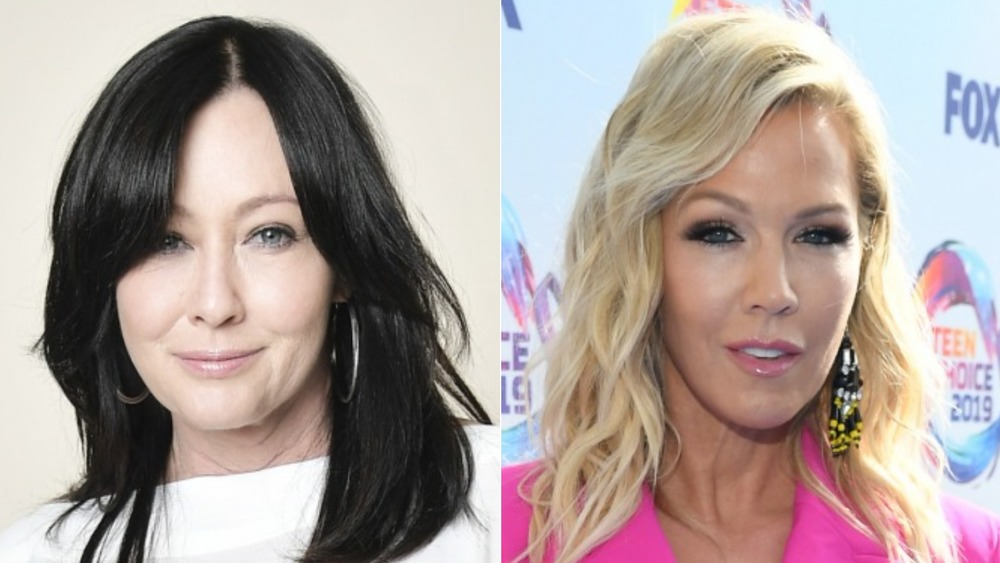 The truth about Shannen Doherty and Jennie Garth's relationship