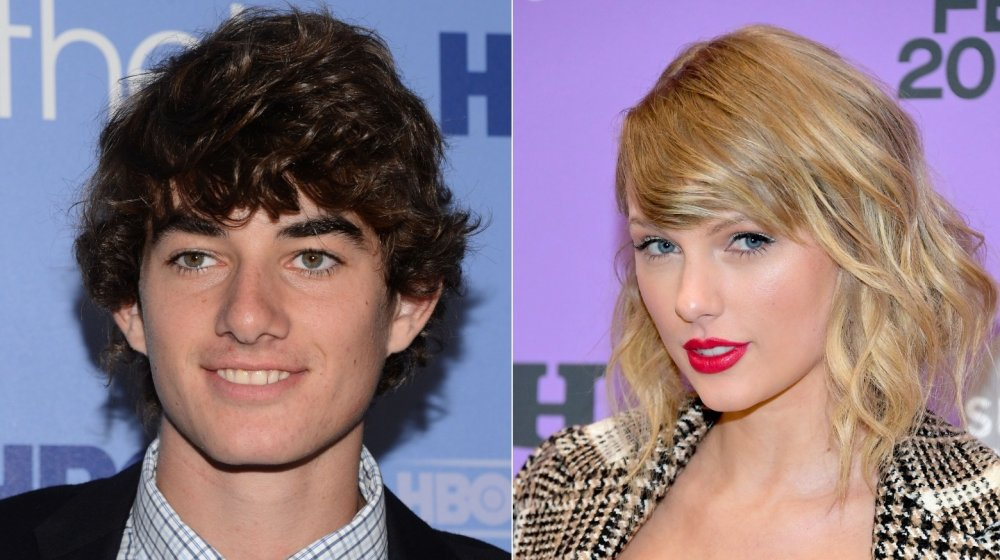 Taylor Swift and Conor Kennedy