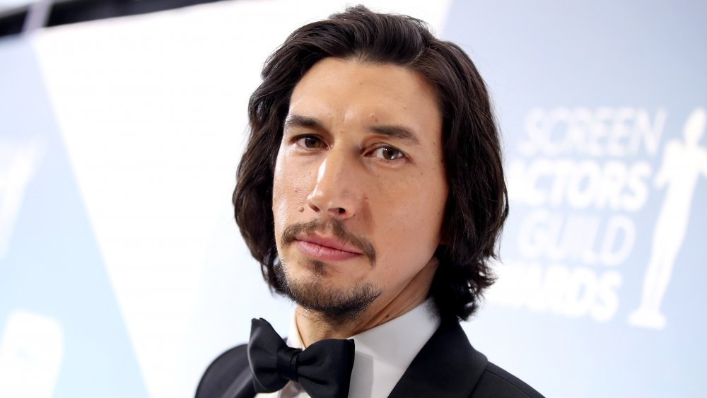 Adam Driver at 26th Annual Screen Actors Guild Awards