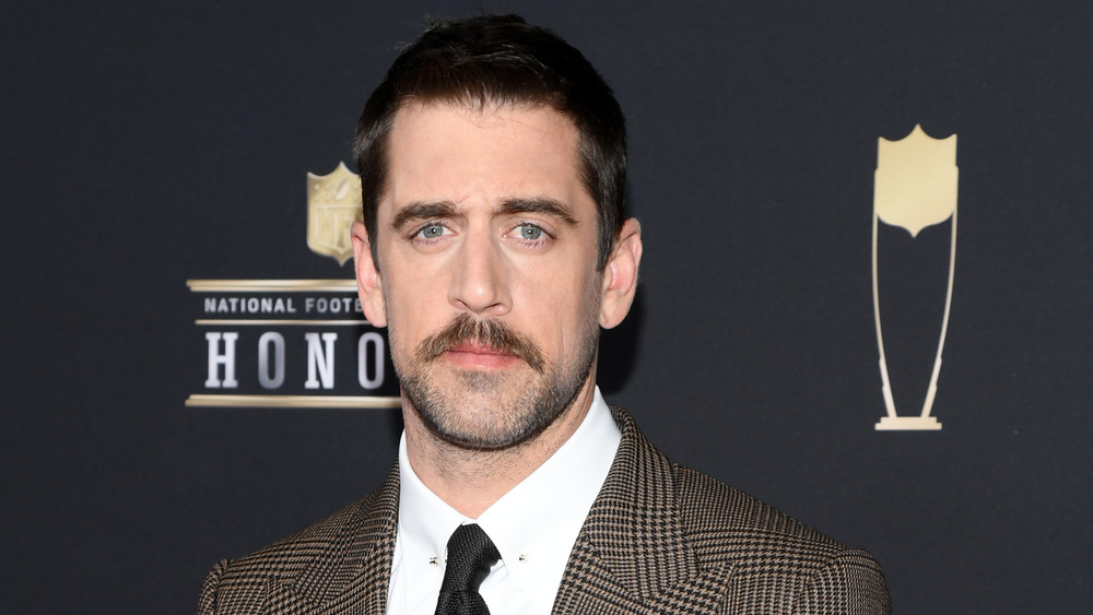Aaron Rodgers at the 8th Annual NFL Honors