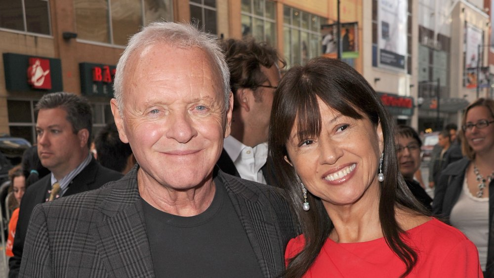 The untold truth of Anthony Hopkins' wife