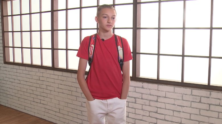 Russell Horning The Backpack Kid