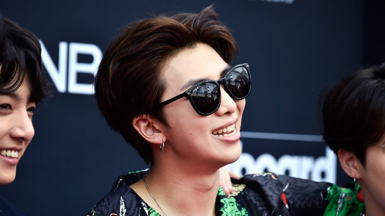 RM of BTS at the Billboard Music Awards