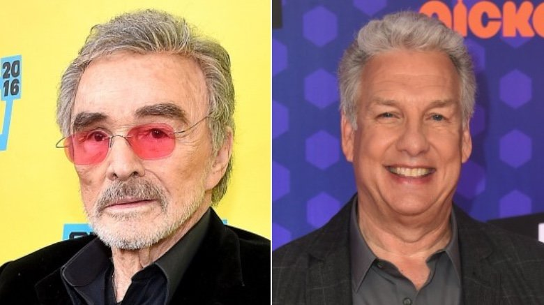 Burt Reynolds, Marc Summers