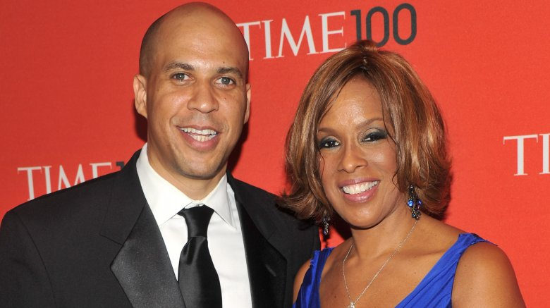 Cory Booker, Gayle King