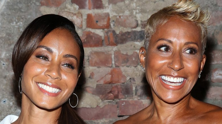 Jada Pinkett Smith, AdrienneBanfield-Jones