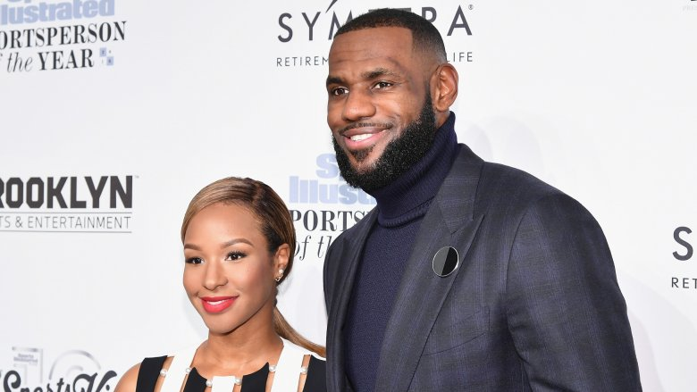 af315af50752 The untold truth of Lebron James  wife
