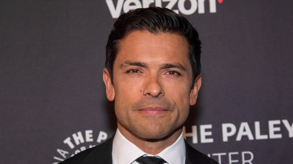 Mark Consuelos at a Paley Center event in 2016