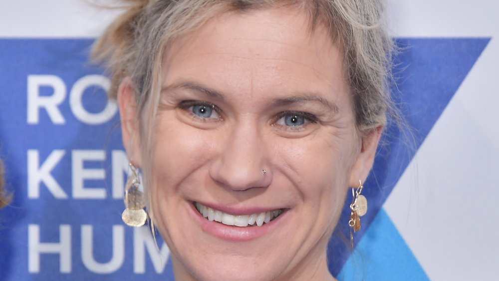 Maeve McKean attends the 2019 Robert F. Kennedy Human Rights Ripple Of Hope Awards