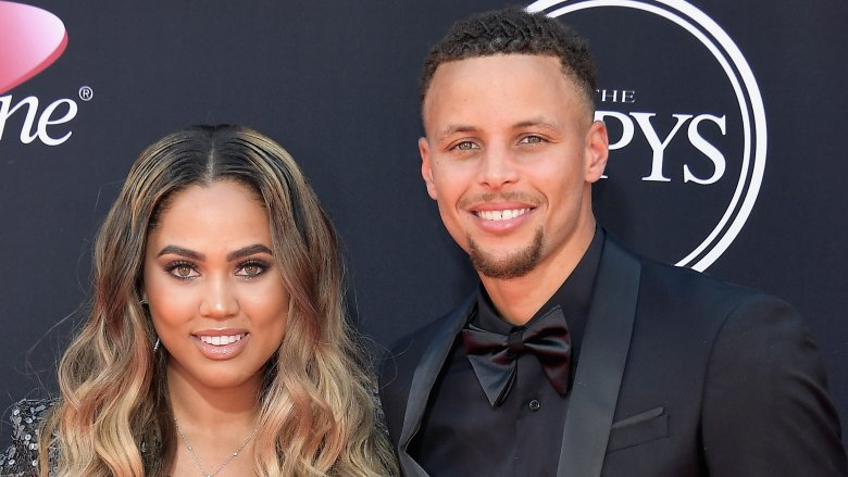 e2a324cb856 The untold truth of Stephen Curry's wife