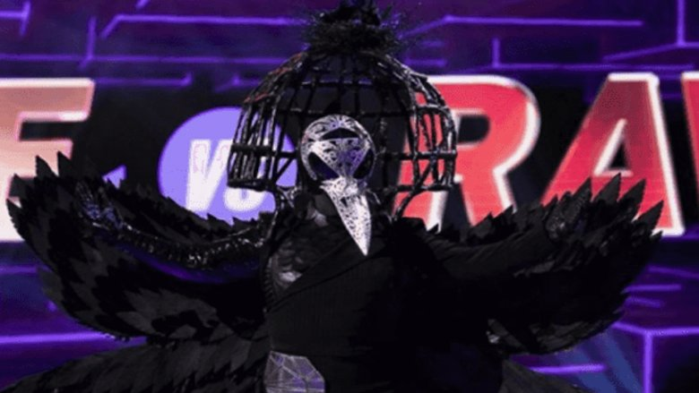Raven from The Masked Singer