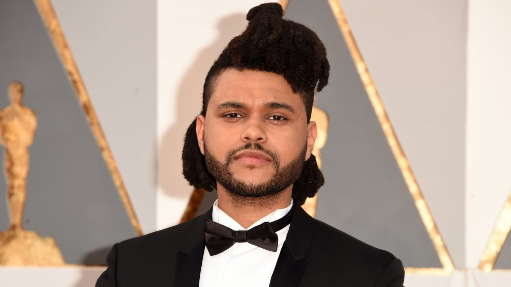 The Weeknd at The 88th Annual Academy Awards