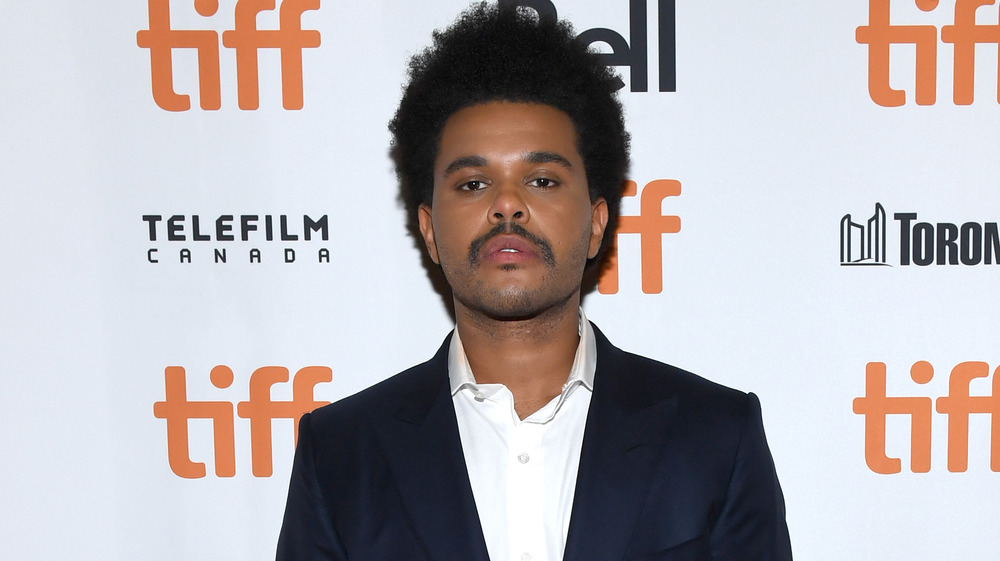 The Weeknd Reveals His Extreme New Look
