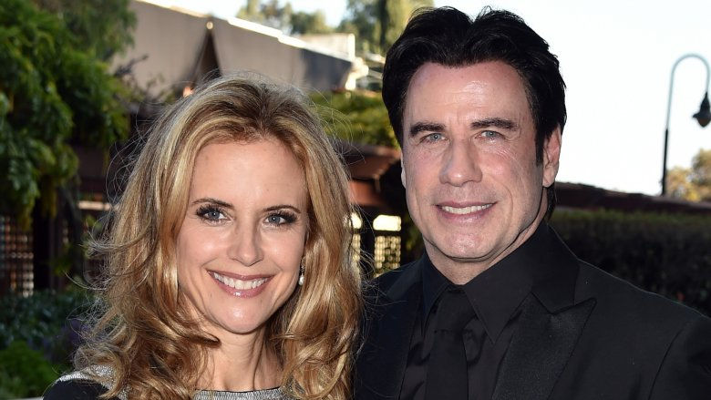 Odd things about John Travolta and Kelly Preston