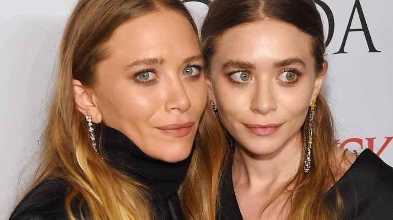 Things in the Olsen twins' lives that make no sense