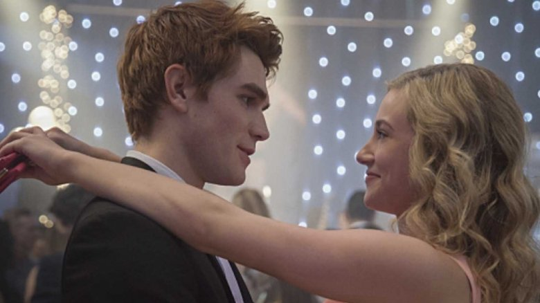 Betty and Archie in Riverdale