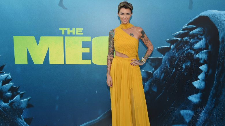 Ruby Rose, The Meg
