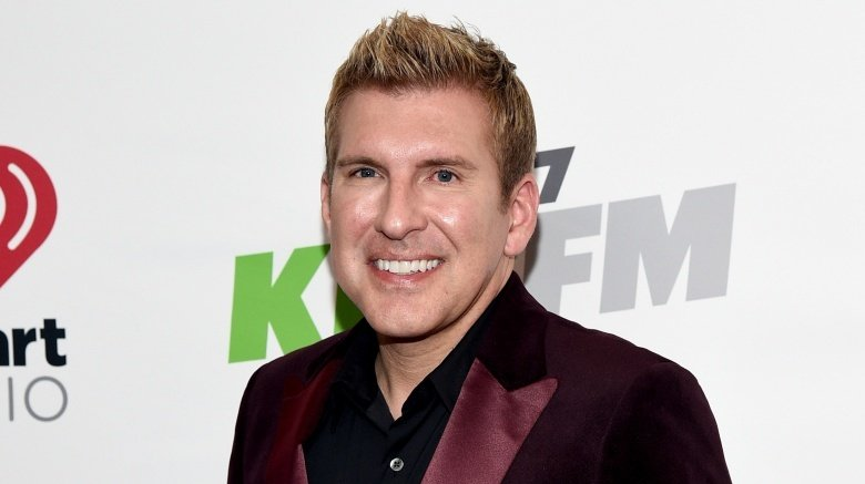 Photo of Savannah Chrisley  & her Father  Todd Chrisley