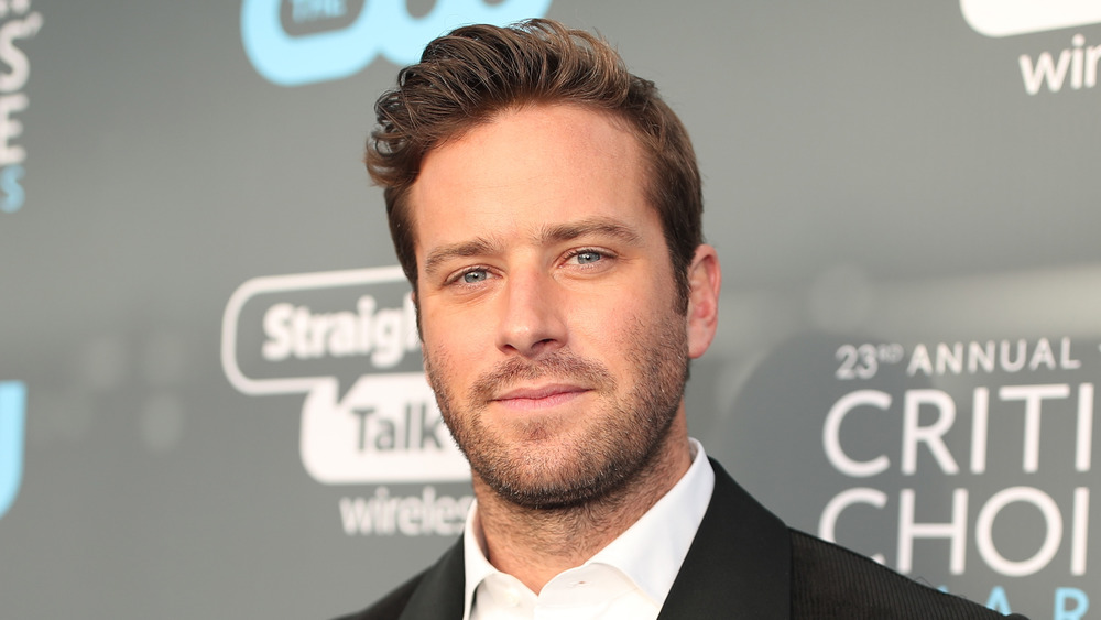 This is how much Armie Hammer is really worth